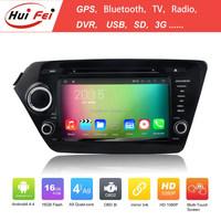 2015 Most Popular Car DVD Player For Kia Quad-core Car Stereo For Kia K2