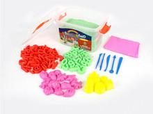 DIY New Educational Toy Gift Set Magic Modeling Alive Sand Kinetic Sand