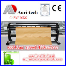 high quality graphic vinyl cutting plotter/plotter printing and cutting machine/contour cutting plotter for sale