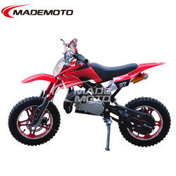 Christmas Gifts 2 Stroke Cheap Price Kids 49CC Dirt Bikes.
