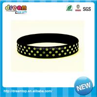 child glow in the dark bracelets bangles light up wristband