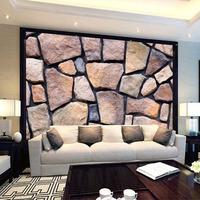 hot selling wallpaper stone pattern vinyl wallpaper china supplier