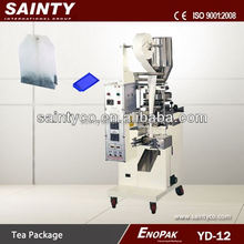 YD-12 Double Chamber Bag Tea Packing Machine