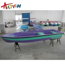 Simple desihn small fiberglass fishing boat for sale
