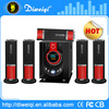 High quality super bass home theatre system,5.1 home theatre,5.1 bluetooth speakers