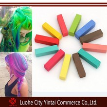 Rock bottom price temporary hair chalk pen for coloring hair large stock