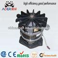 220v motor eléctrico para el mezclador concreto
