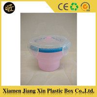 Wholesale Small Collapsible Silicone Water Container