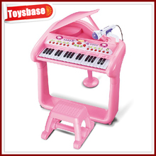 Toy musical electric organ