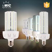 E40/E39/E27/E26 Light Base for 30w 50w 60w 80w 100w 120w 2835 led corn light
