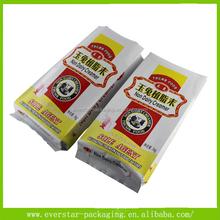 High Quality Hot Sale Aluminum Foil Food Packaging Side Gusset Plastic Bag