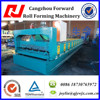 QJ-860 metal roofing roll forming machine / roofing tile roll forming machine