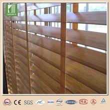 Últimas madera persianas / madera cenefa ciegos