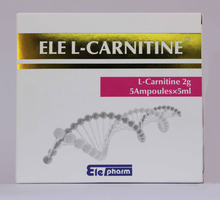 body sliming raw material for L-carnitine injection and package for weight lose L-carnitine injection