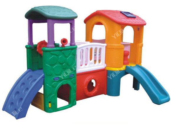 maison de jeu en plastique avec toboggan coulissant id de produit 514633162. Black Bedroom Furniture Sets. Home Design Ideas