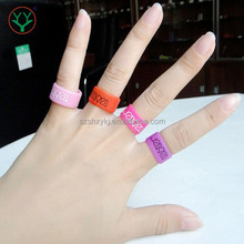 Different Color Dfferent Shape Good Quality Silicone o Ring Wholesale
