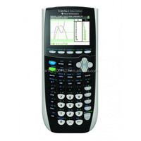 Texas Instruments Graphing Calculators TI-84 Plus C Silver Edition