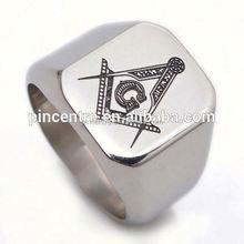 wholesale masonic items ring for man