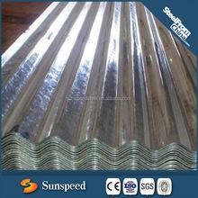 Corrugated galvanized steel sheet zinc aluminium roofing sheets