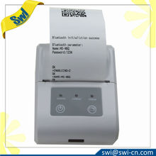 80mm Mini Sup58m1 B2d Barcodes Wireless Android Printer