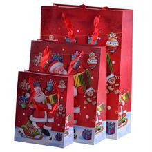 Promotional Gift Hot christmas felt gift bag wholesale