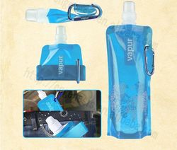 Vapor design with card paper water bottle with 480ml-08