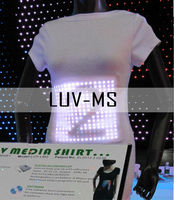 wholesale sould active LED Tshirt