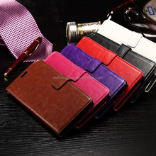 Wholesale cell phone case cover mobile phone leather case for HTC M8 MINI