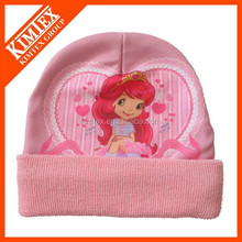 2015 New Designed Fashion Knitted Children Winter Hat