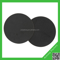 Black color round shape wholesale cake boards,cake base,cake boards