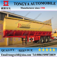 China Manufacturer Best Selling 3 Axles Fuel Tank Trailer tractor For Sale