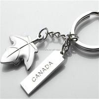 Canada souvenir keychain