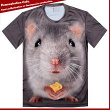 promotion print t-shirt distributor fashion dress print t-shirt factory