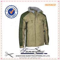 SUNNYTEX Hot Selling Winter Padded Navy Work Jacket