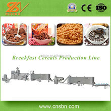 Fully Automatic Hot Selling 2015 nestle breakfast cereals machine produciton machine