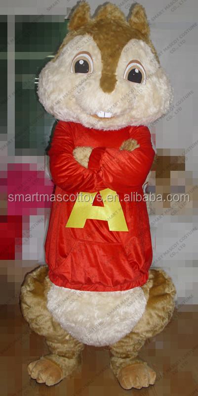 Alvin Chipmunks Costume Alvin The Chipmunk Costume