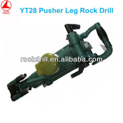 small water well drilling machine/air tool/atlas rock drill YT28 used for mining