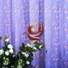 latest curtain fashion designs arab style grommet panel curtains