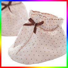 tc15047 2013 nuevos manera de la venta únicos zapatos calientes del estilo lindo suaves baratos del bebé del algodón