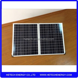 China manufacturer 100 watts portable solar panel polycrystalline