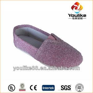 de lujo yl7525 zapato de baile de conversión de tamaño