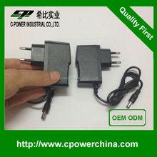 Special-purpose ac/dc adapter charger/power supply with 3.2v 3.7v 4.2v 4.3v 4.5v 4.7v 5.2v and 5.4v dc output