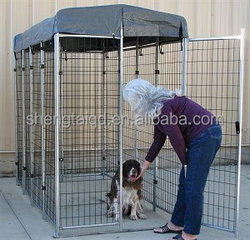 heavy duty pet kennel for dog