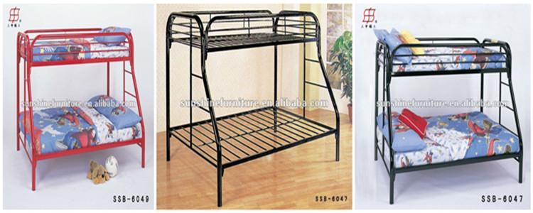 cheap 3 sleeper bunk beds 2