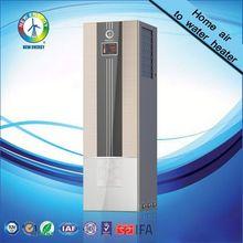 2015 CE cheap air source heat pump split solar thermal central heating heat pump hot water