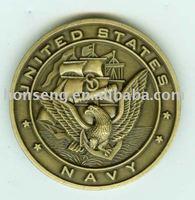 Custom Copper Coins