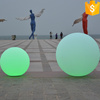 indoor or outdoor smart control RGB led magic ball
