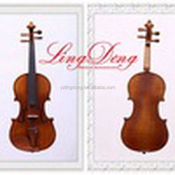 High technology manufacture high quality full size violin