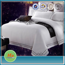 Cheap wholesale custom king size bedding sets/duvet cover set in embroidery design