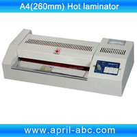A4 HotCold Laminating machine